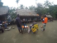 Drought Impact Assessment in the Schouten islands, Papua New Guinea